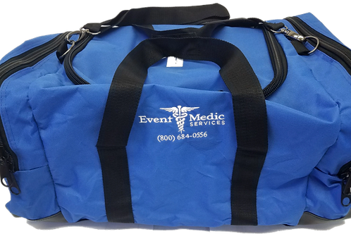 EMS Jump Bag With Supplies