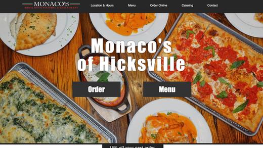Monaco's Pizza