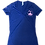 Thumbnail: EAST OF EGG™ PINK Cold Spring Harbor Womens Shirt - Navy