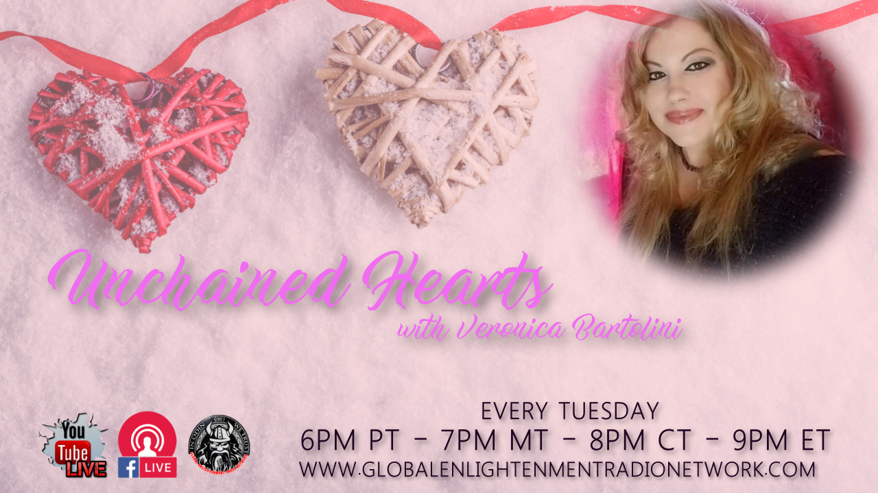 Unchained Hearts with Veronica Bartolini