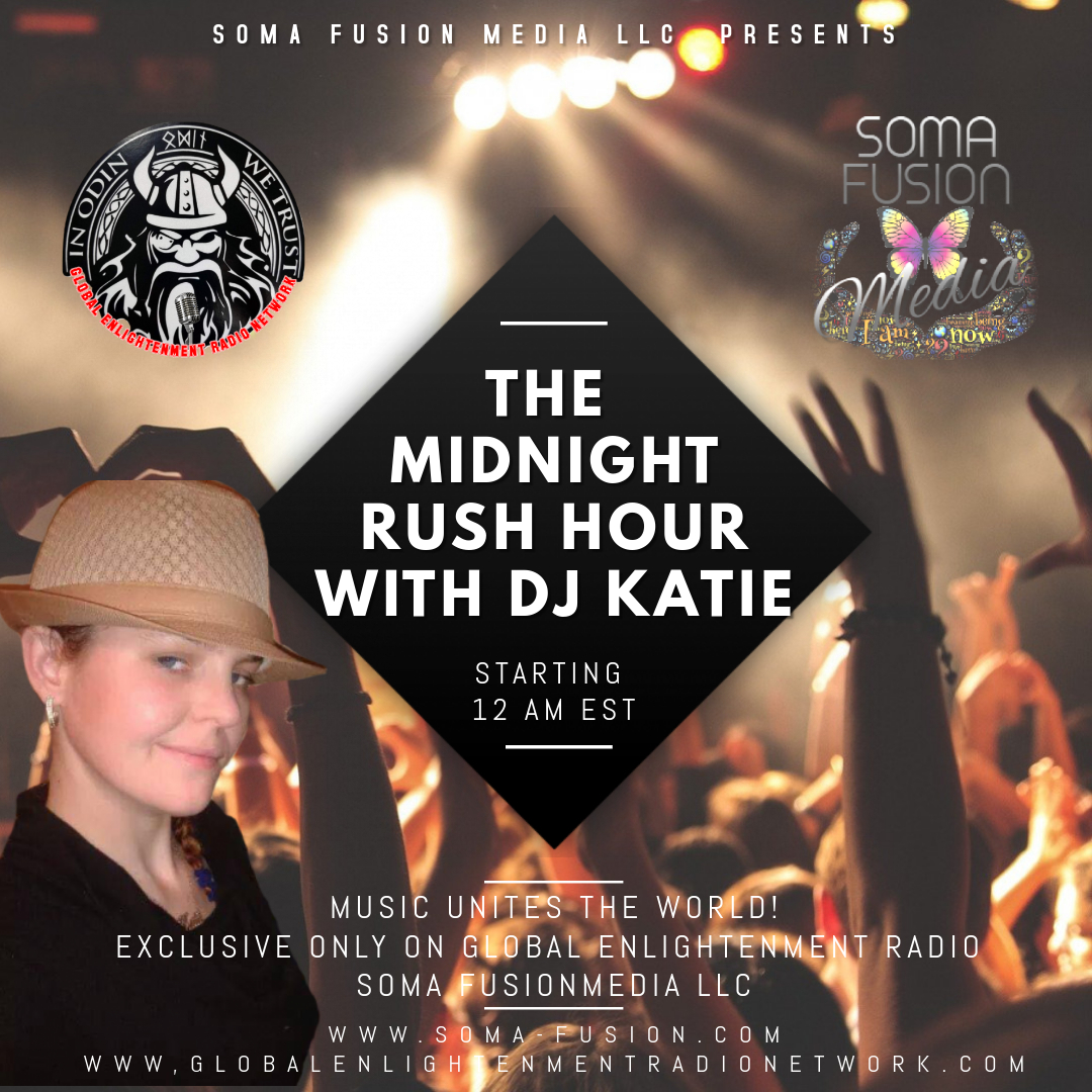 The Midnight Rush Hour with DJ Katie