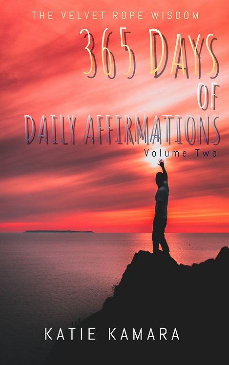 The Velvet Rope Wisdom: 365 Days of Daily Affirmations Vol. 2