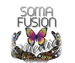 soma fusion media logo - Made with Poste