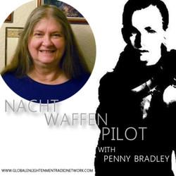 Nacht Waffen Pilot with Penny Bradley