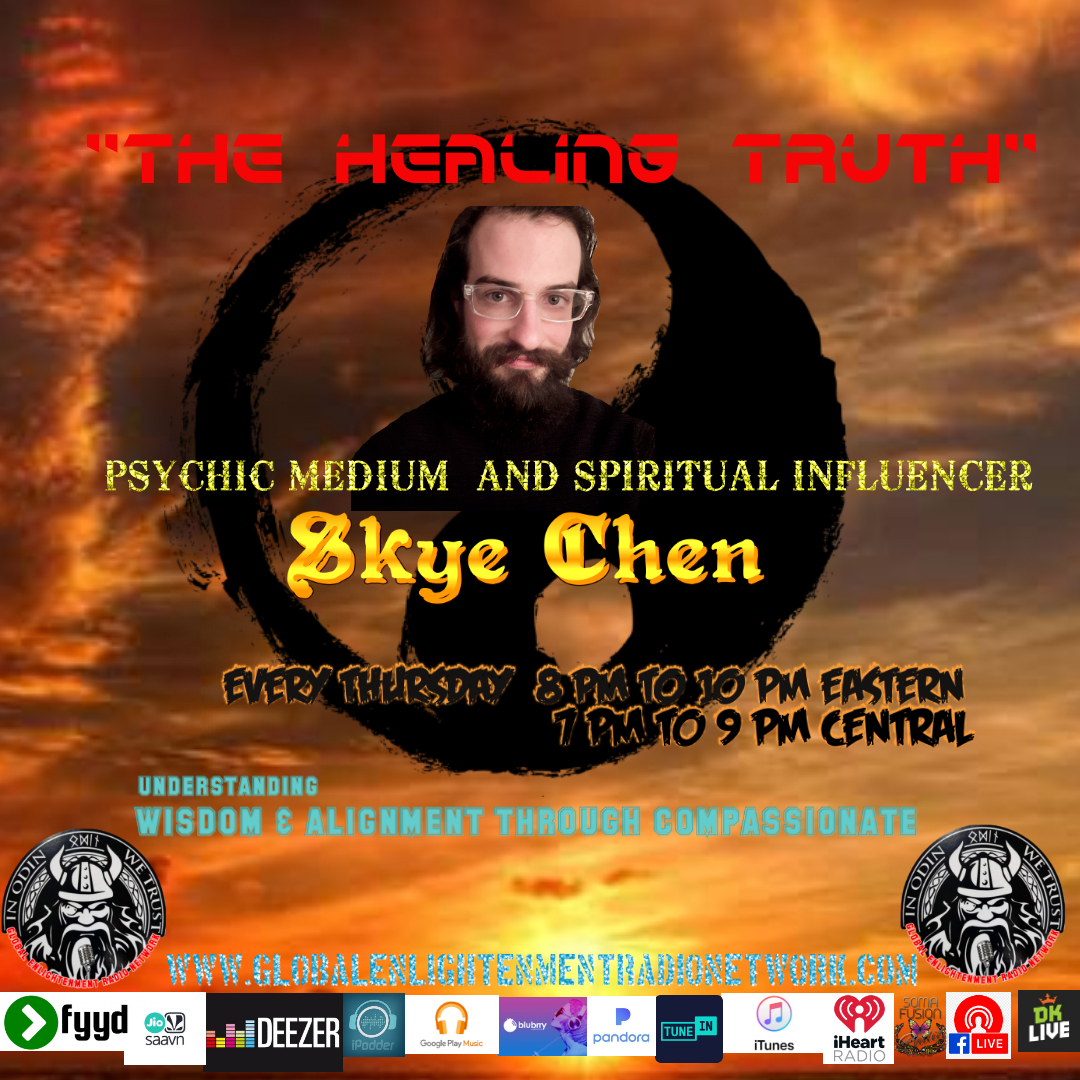 the healing truth with skye chen - Made