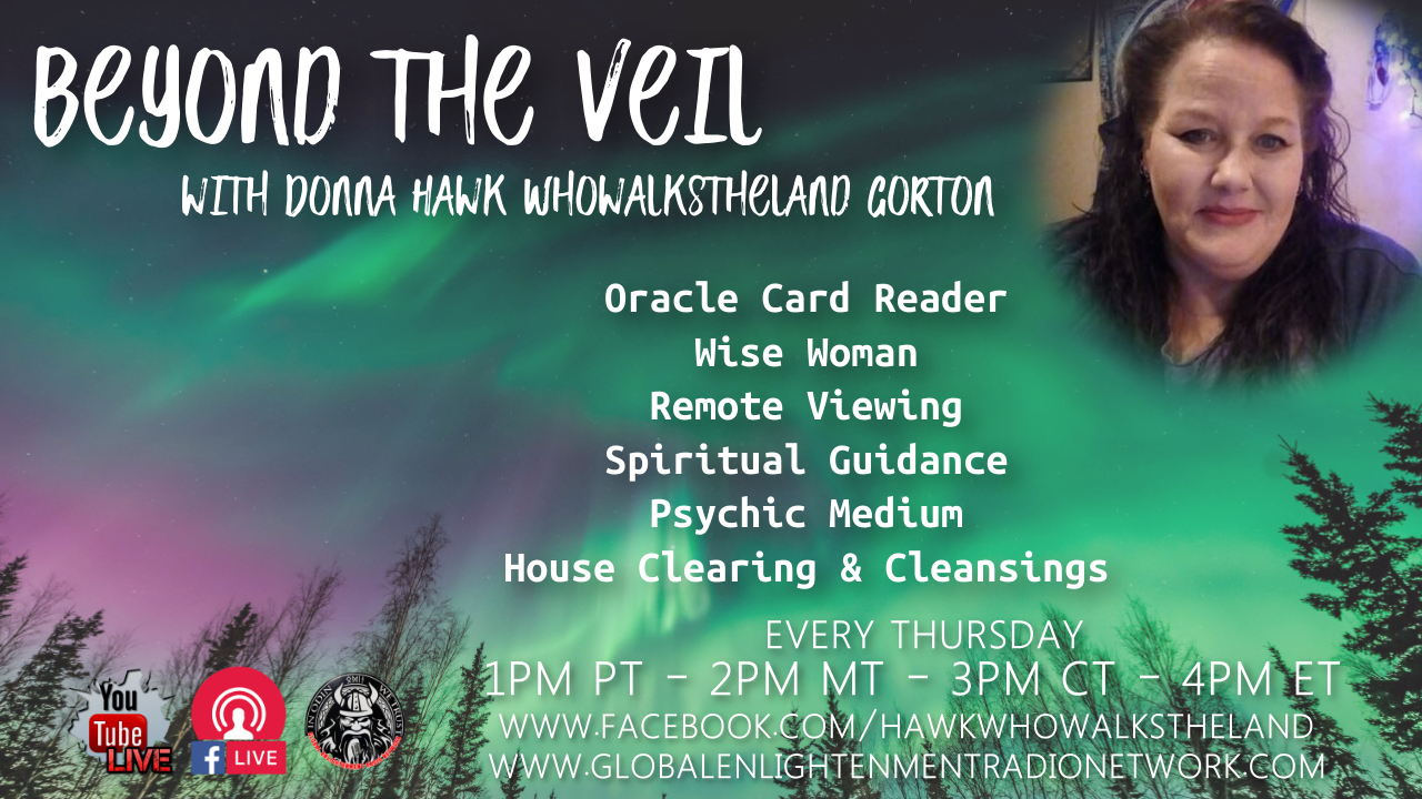 Beyond the Veil with Donna Gorton