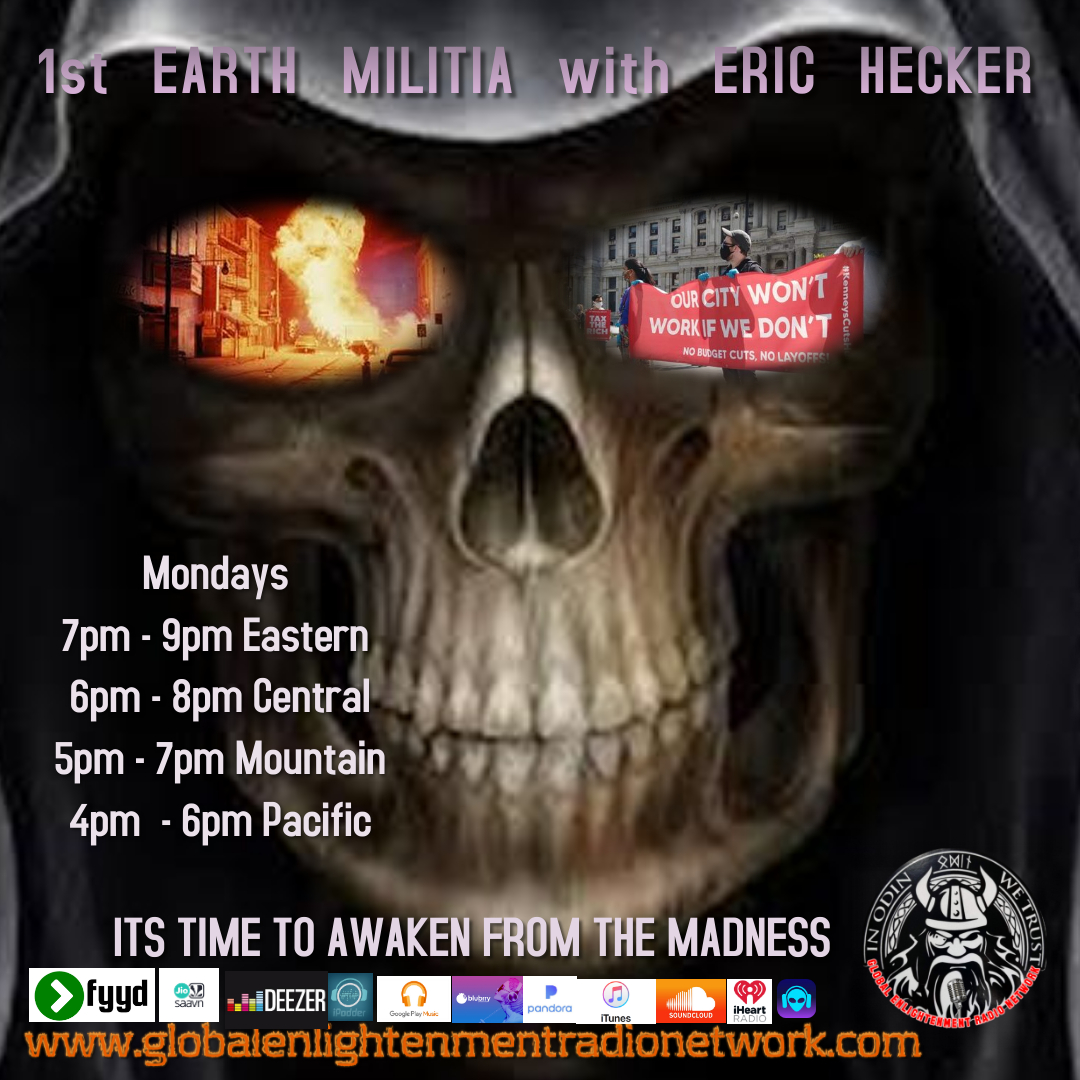 1st Earth Militia with Eric Hecker