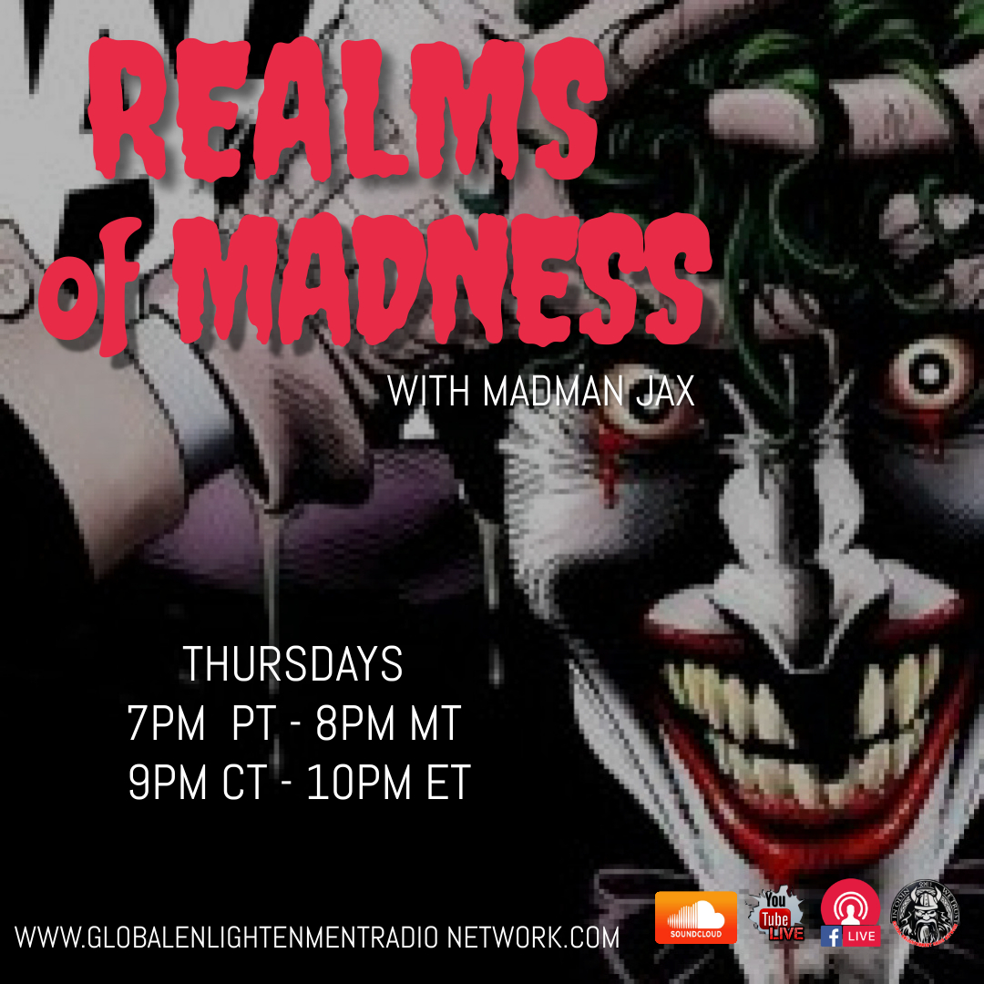 Realms of Madness with Madman Jax