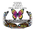 Soma fusion Academy - Made with PosterMy