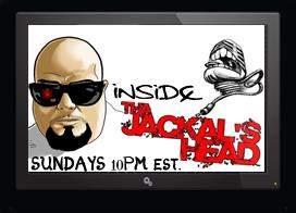 Inside Tha Jackals Head