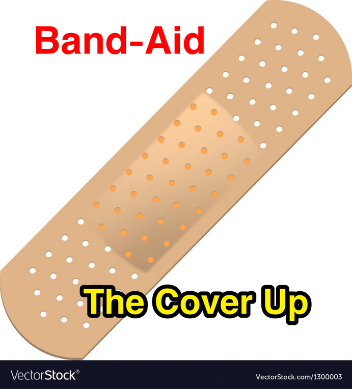 Band-Aids: The Cover Up