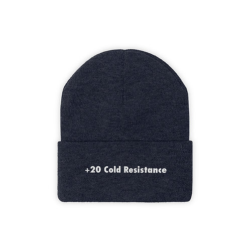RCP Winter Gear Beanie: +20 Cold Resistance
