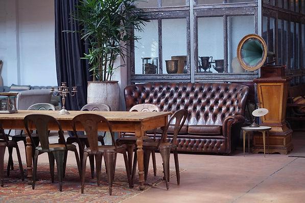 Rustic Design Interior