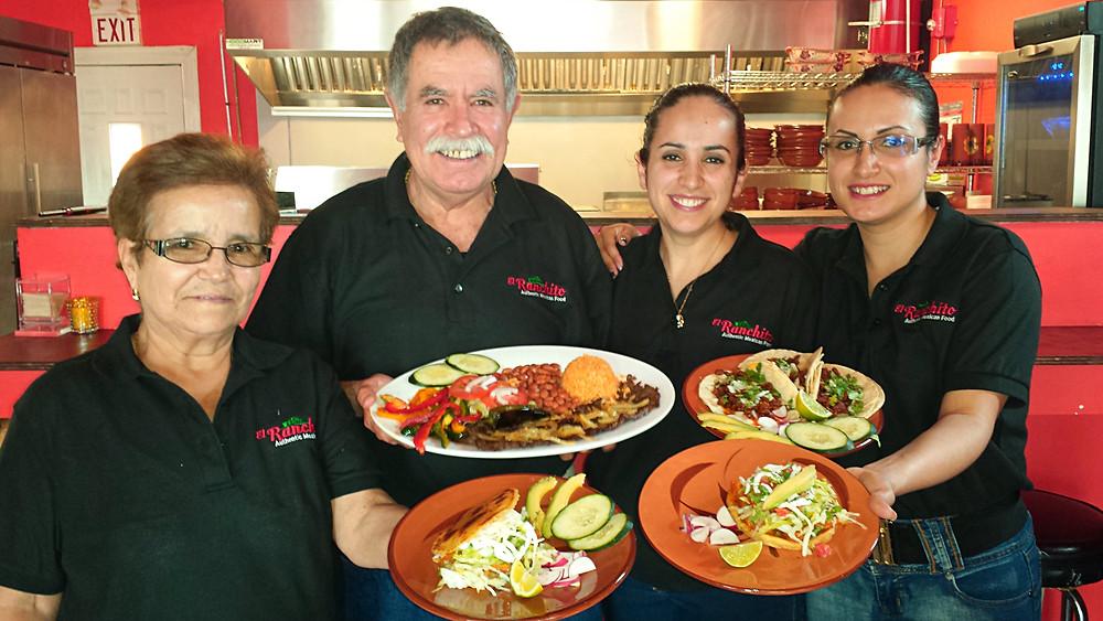 The Herrera Family of El Ranchito