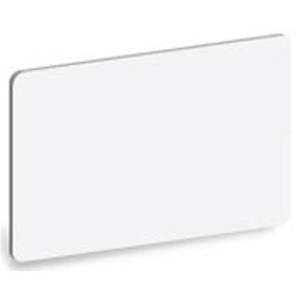 """White Gloss Photo ID """"CR80"""" Card"""