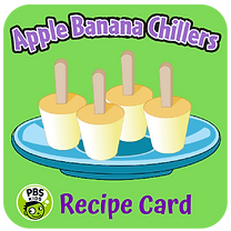 12_Apple Banana Chillers Recipe Card Ico