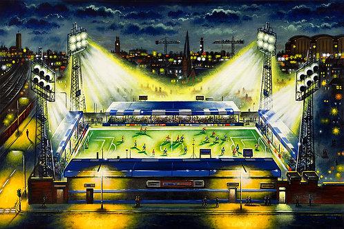 Barrow AFC Holker Street Night Game