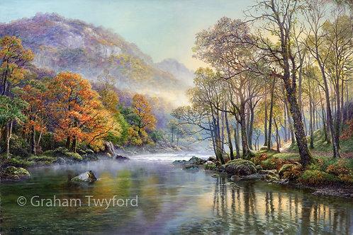 First Light, River Derwent
