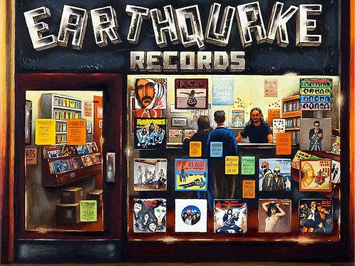 Earthquake Records 1978