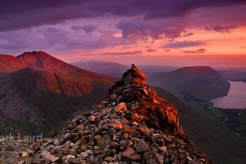 Westmoreland Cairn, Great Gable