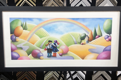 Rainbow of Hope by Claire Baxter