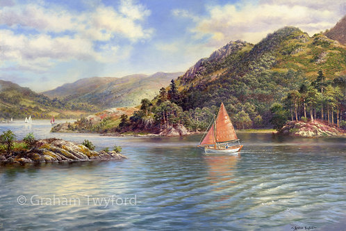 Ullswater - Off Silver Point