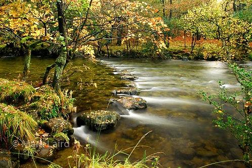 Stepping Stones, River Duddon