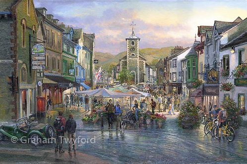 Market Day at Keswick