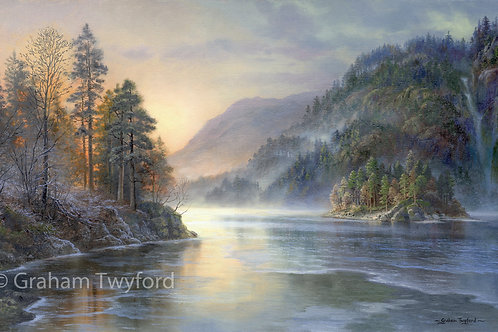 Over The Ice - Thirlmere