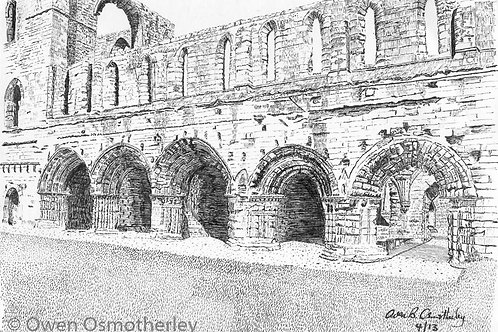 The Arches, Furness Abbey