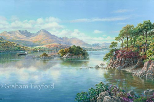 Coniston at Wild Cat Island