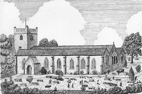Old Church St Mary's, Dalton in Furness