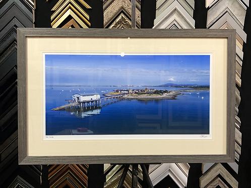 Roa Island by Duncan Cooke