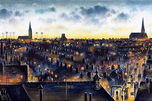 Barrow Skyline from the Salvation Army