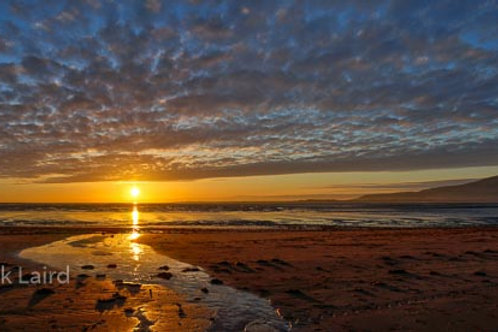 Earnse Bay Sunset, Walney