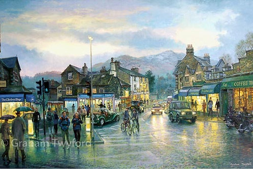 Ambleside by Twilight