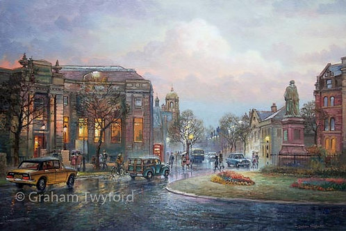 Ramsden Square - 1970's
