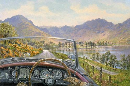 To Borrowdale Via Honister Pass