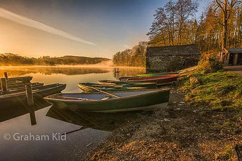 Esthwaite Boats