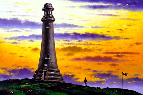 The Hoad Sunset