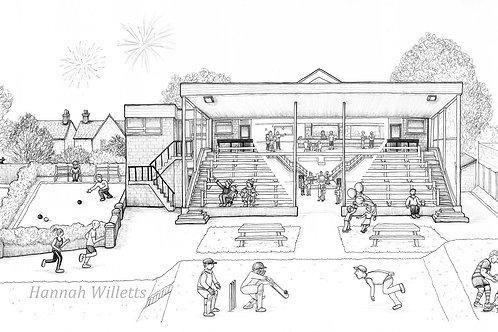 'The Club' - Hawcoat Park /Vickers Sports