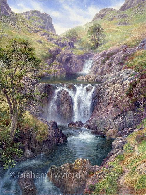 The Waterfalls of Upper Eskdale