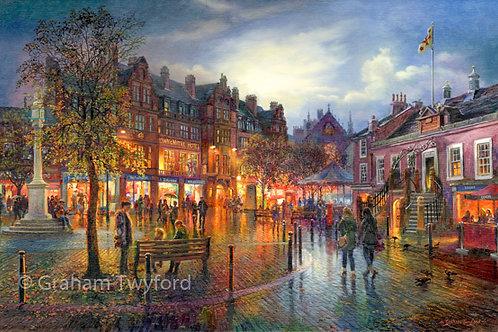 Market Square, Carlisle