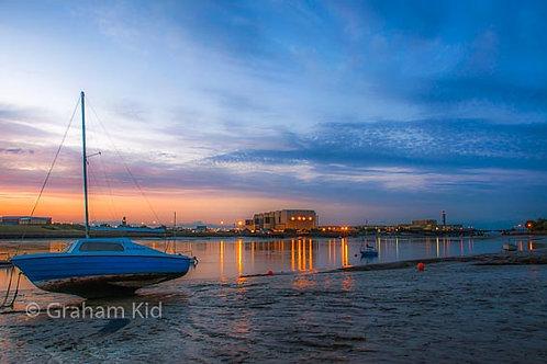 Walney Channel Dawn