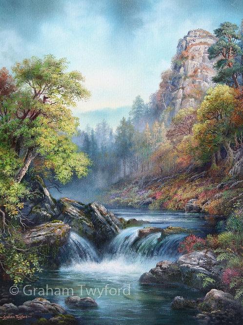 Wallowbarrow Gorge