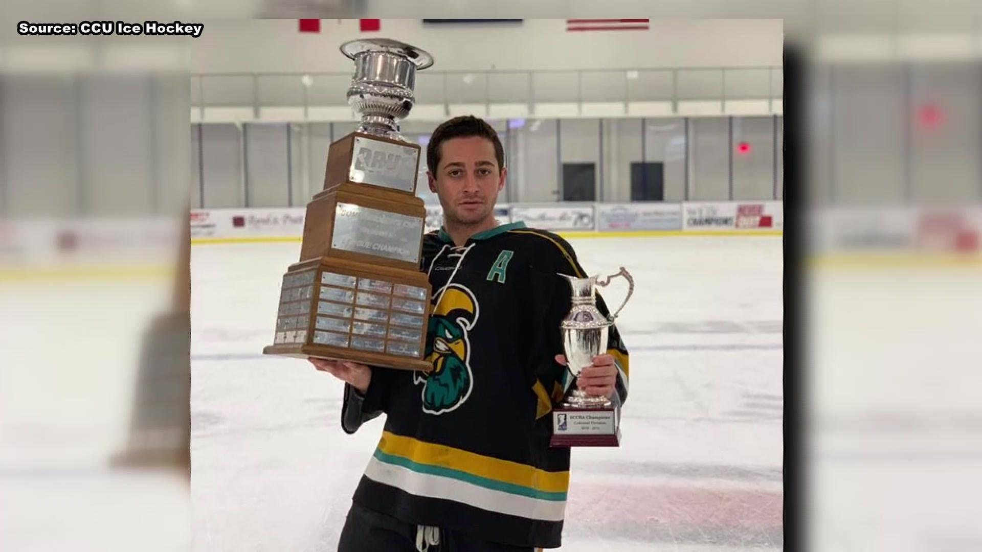 CCU Hockey Champs