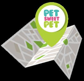 Localização - Pet Sweet Pet