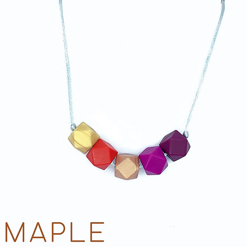 MAPLE Teething Necklace