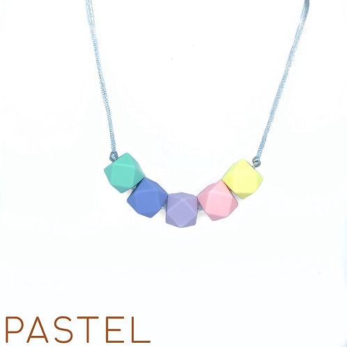 PASTEL Teething Necklace