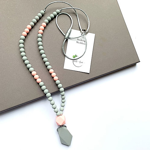EMBER Teething Necklace pendant